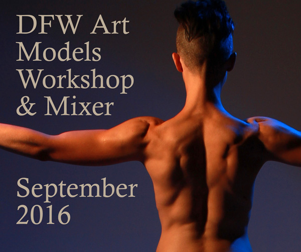 Art Models Workshop